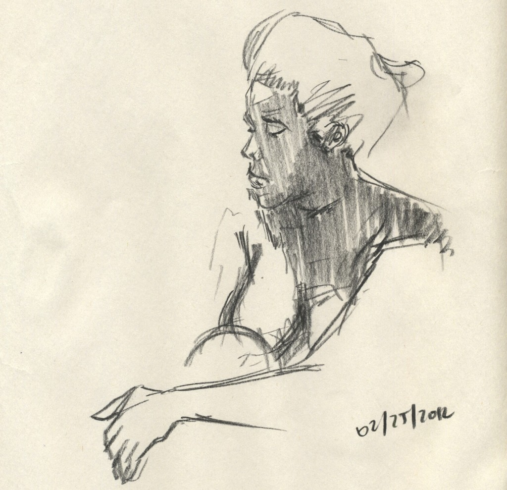 2/26/2012 Charcoal Pencil